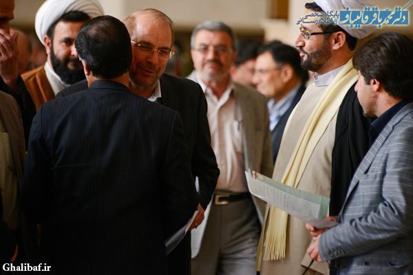 دیدار شهردار تهران با نمایندگان مجلس
