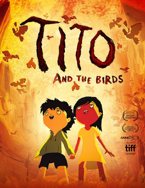 Tito and the Birds 2018