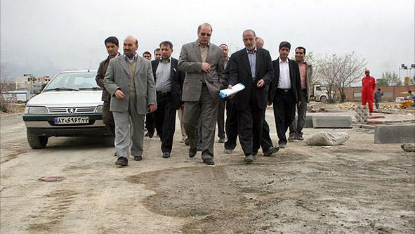 برنامه زنده تلویزیونی تهران ٢٠ شبکه پنجم سیما