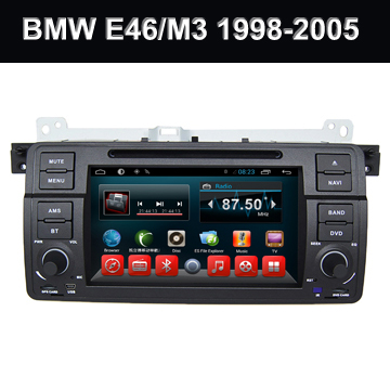Bmw Car Dvd Player Android Factory China