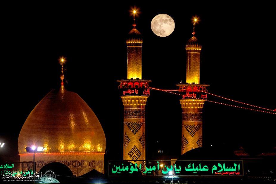 السلام علیک یا قمر منیر بنی هاشم (علیه السلام)