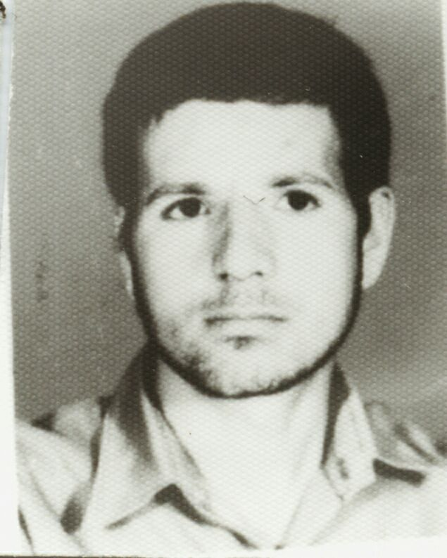 شهید میرزازاده- اسماعیل