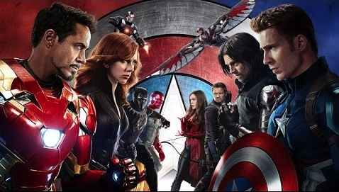 دانلود فیلم Captain America 3 : Civil War 2016
