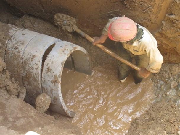 لایروبی چاه آب و فاضلاب چیست؟