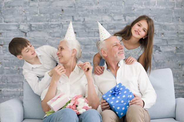 بهترین ژست عکس تولد بزرگسالان