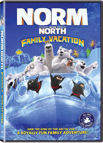 Norm of the North Family Vacation 2020