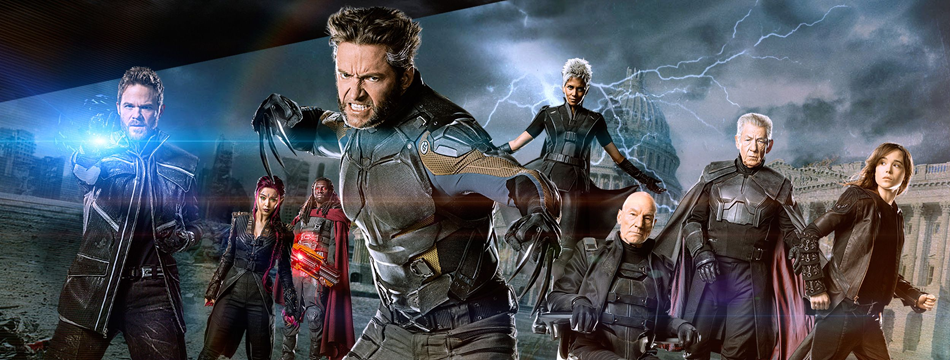 دانلود فیلم X Men Days of Future Past 2014