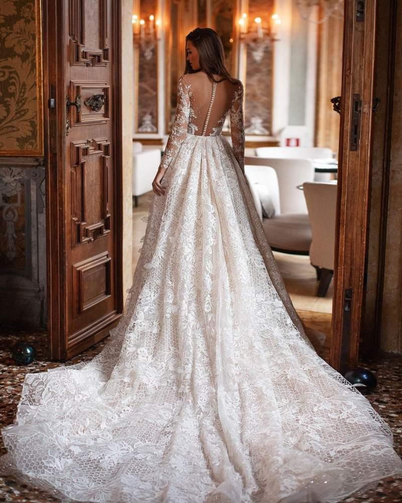 جالب ترین لباس عروس 2019