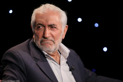 دانلود برنامه دید در شب با حضور محمد غرضی