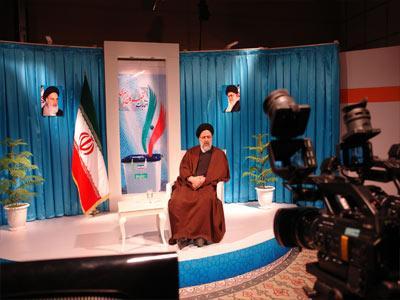 زمان پخش ویژه برنامه تلویزیونی حجت الاسلام و المسلمین رئیسی برای انتخابات
