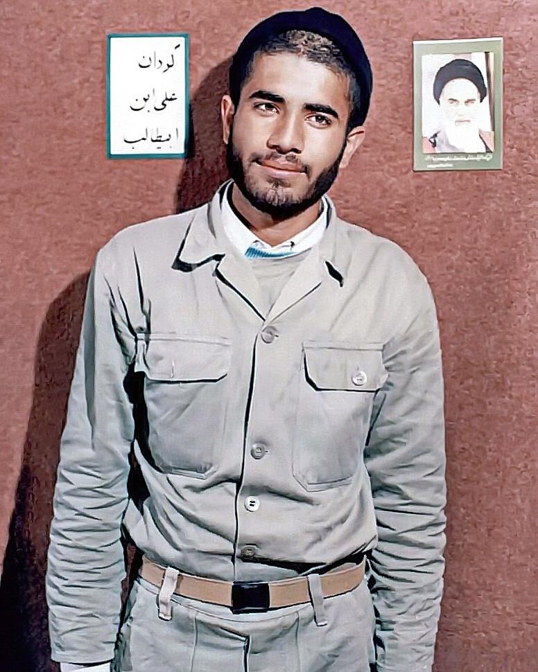 شهید اکبر رجبی
