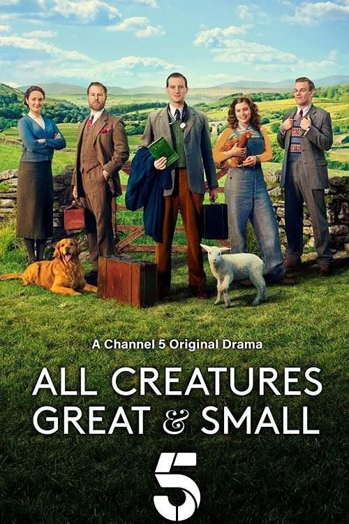 دانلود قسمت  6 فصل 1 سریال All Creatures Great and Small