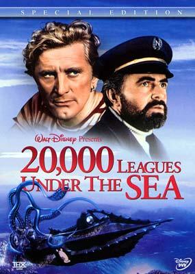 دانلود کتاب داستان بیست هزار فرسنگ زیر دریا