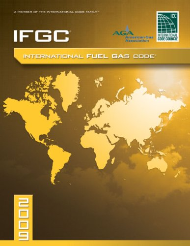 2009 International Fuel Gas Code: Looseleaf Version