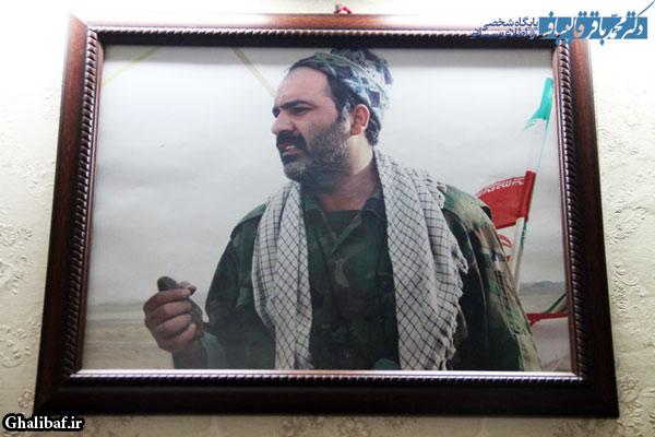 گزارش تصویری دیدار دکتر قالیباف با خانواده شهید افشاریان