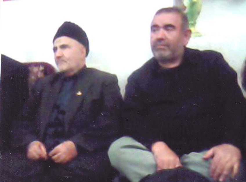 حاج محمد یادگاری و کریمی مراغه ای
