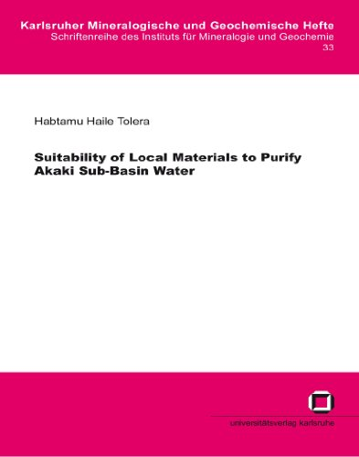 Suitability of Local Materials to Purify Akaki Sub-Basin Water