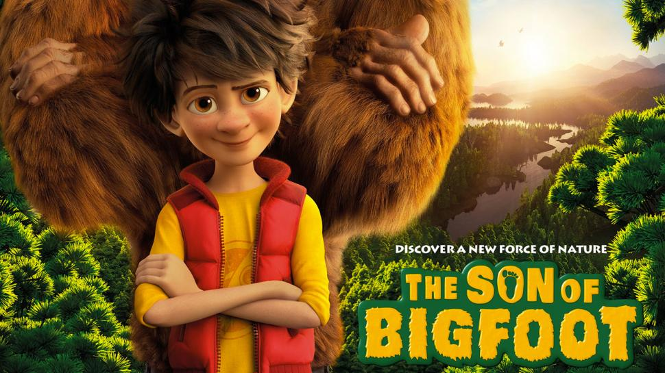 زیرنویس The Son of Bigfoot 2017