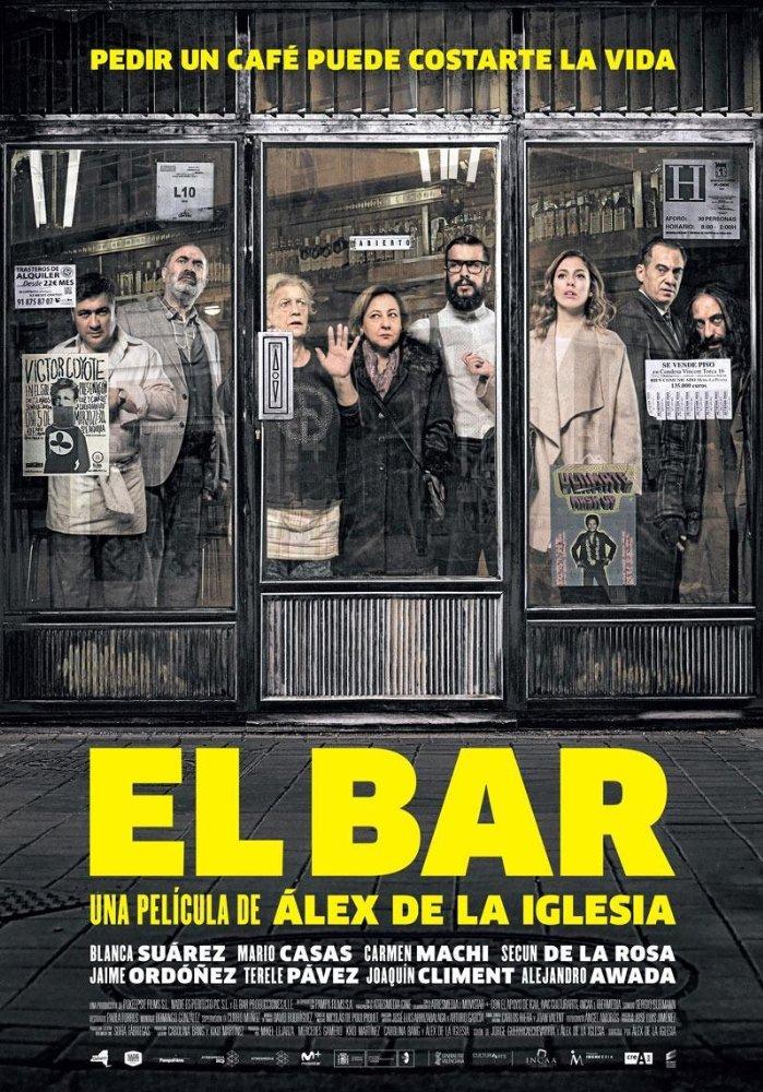 دانلود فیلم The Bar 2017