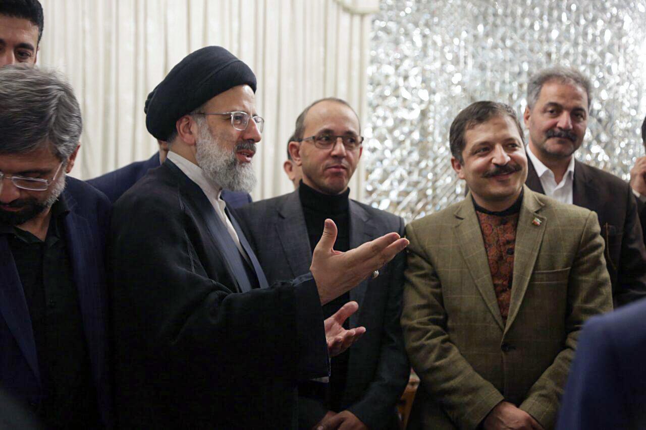 گزارش تصویری دیدار اعضای شورای اسلامی شهر مشهد با تولیت آستان قدس رضوی