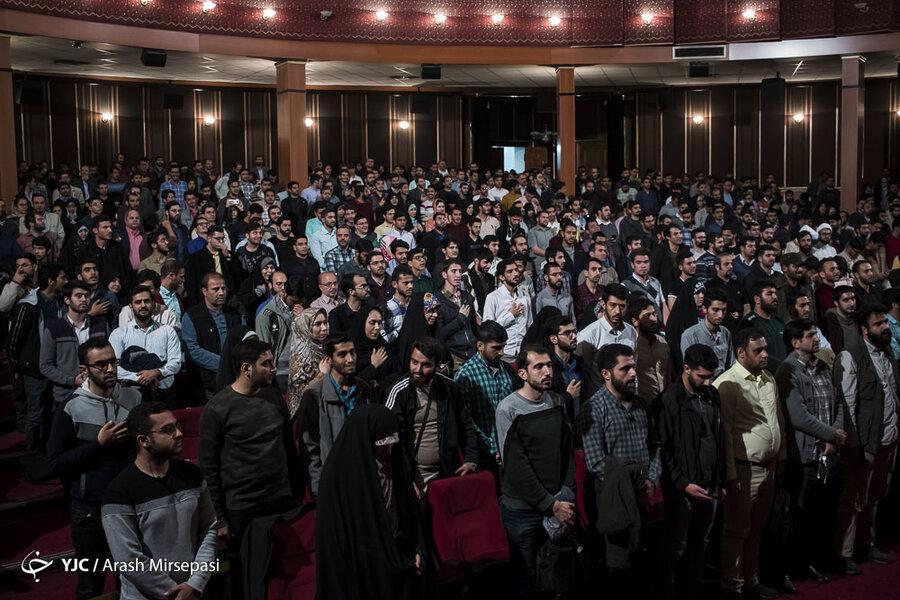 اکران ایکسونامی در مشهد