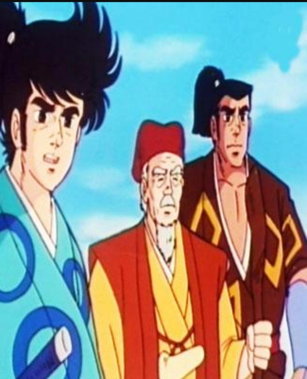 عکس کارتون های دهه 60: میتیکومون- داداش کایکو