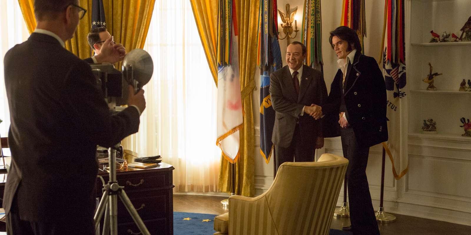 دانلود فیلم Elvis & Nixon 2017