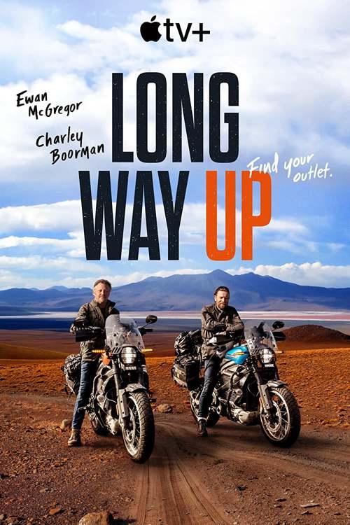 دانلود قسمت 4 فصل 1 سریال Long Way Up | راه طولانی