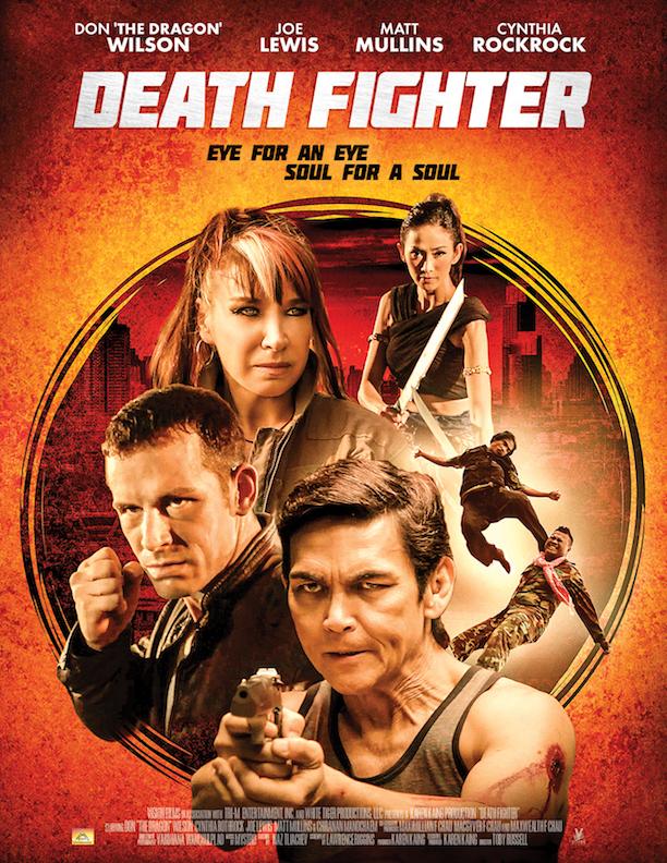 دانلود فیلم Death Fighter 2017