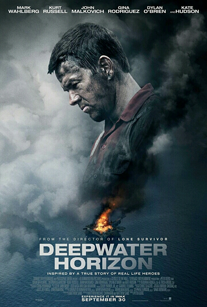 Deep water horizon-2016