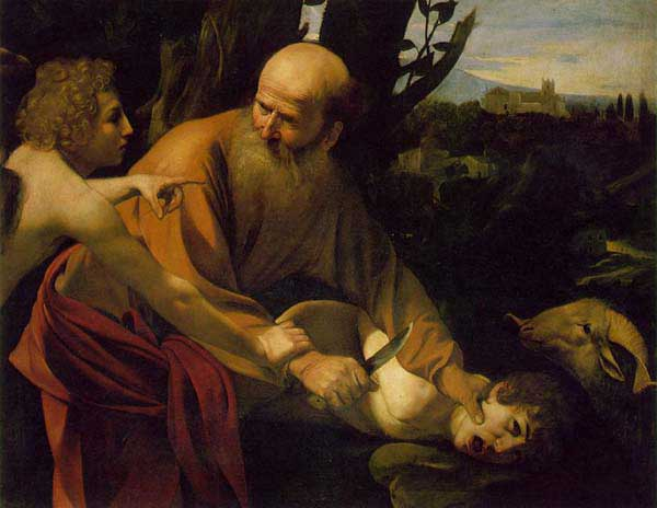 The-Sacrifice-of-Isaac-Michelangelo-Merisi-da-Caravaggio-1603