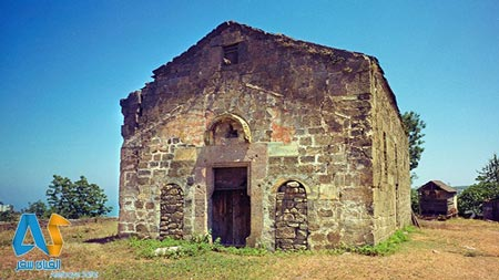 صومعه نجات دهنده  در ترابزون - الفبای سفر