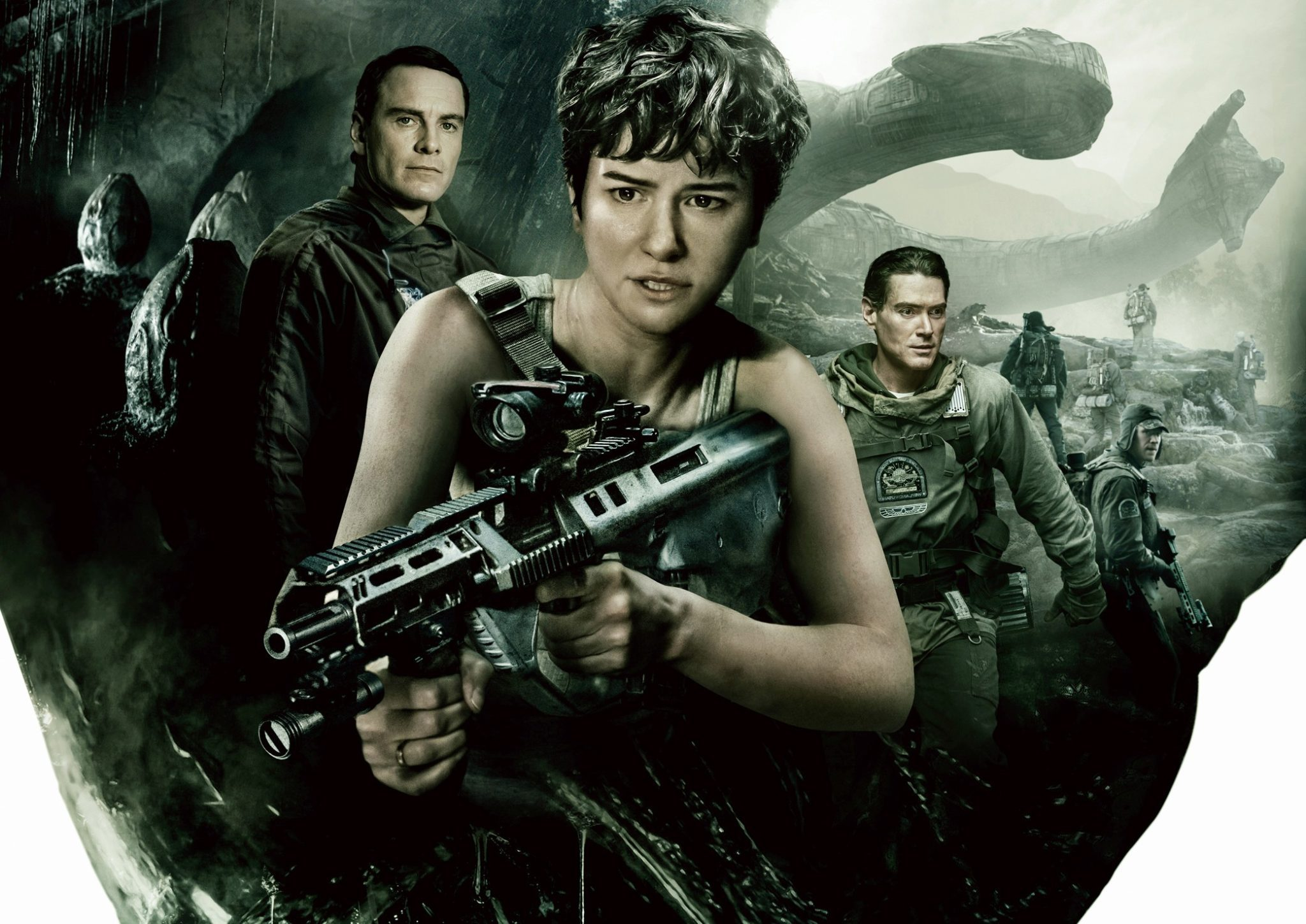 دانلود فیلم Alien Covenant 2017