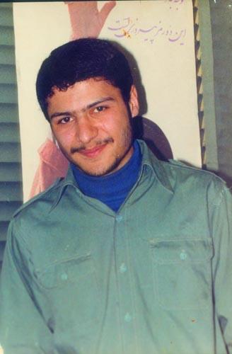 شهید یوسف ملک شامران