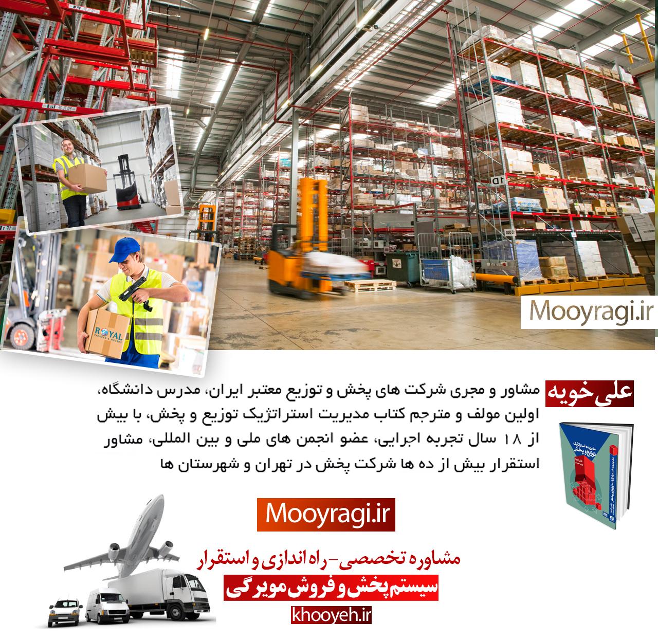 توزیع و پخش مویرگی-شرکت های پخش مدیریت فروش مویرگی، کانال های توزیع و پخش،CRM