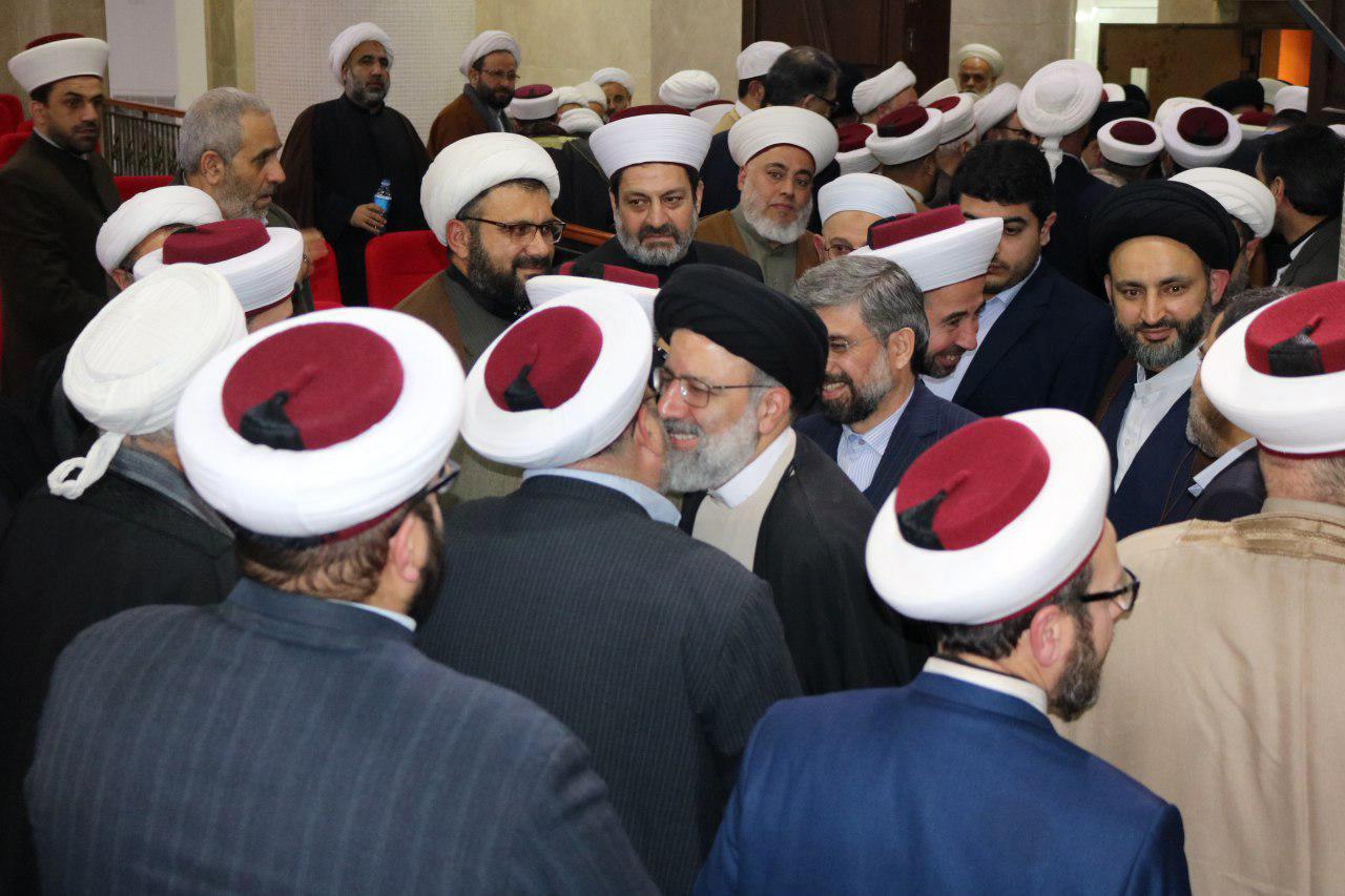 جبهه مقاومت اصلیترین ستون مبارزه با تروریسم در منطقه است