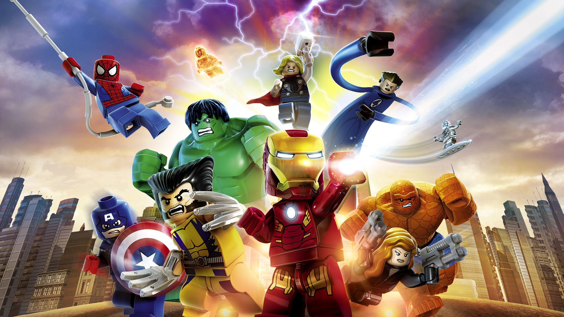 کدهای تقلب LEGO Marvel Super Heroes برای Xbox 360