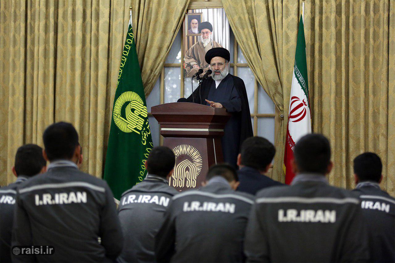 جوانمردی و ﻓﺘﻮت ورزشکاران در عرصههای جهانی معرف فرهنگ غنی ملت ایران است