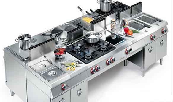 فروشندگان تجهیزات  آشپزخانه های صنعتی