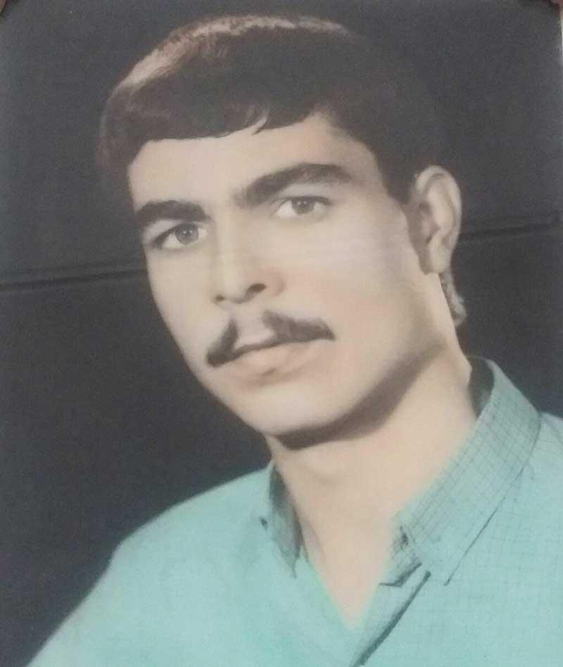 شهیدبهرامی- یونس علی