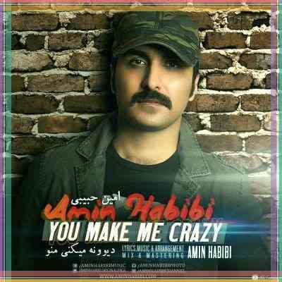 متن آهنگ آخه عاشقم چه کنم دلم امین حبیبی