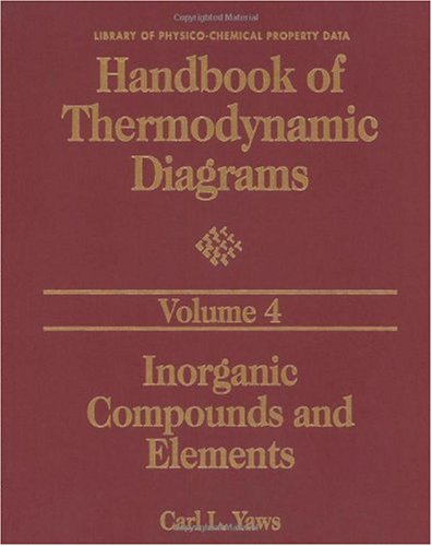 Handbook of Thermodynamic Diagrams, Volume
