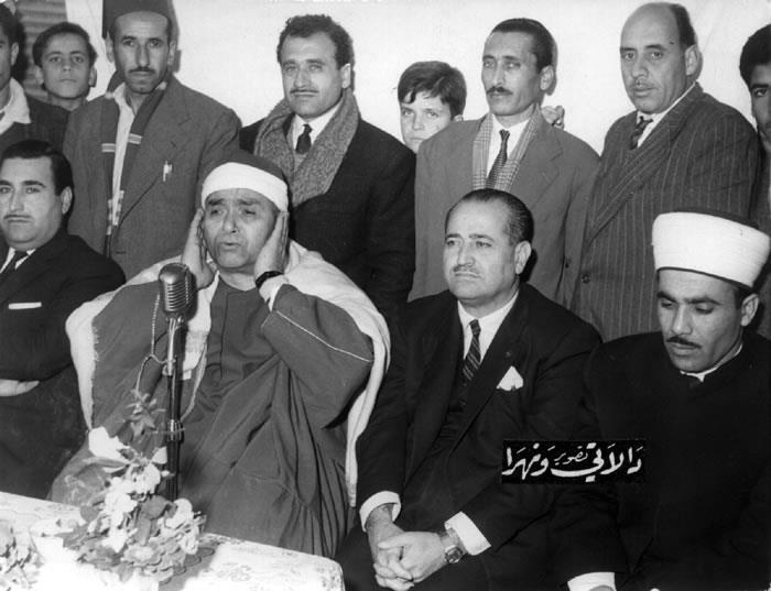 استاد مصطفی اسماعیل در لبنان