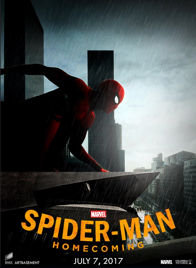 فیلم SpiderMan Homecoming 2017