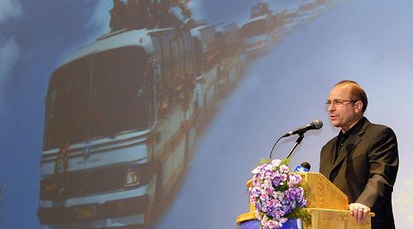 همایش تجلیل از آزادگان شهرداری تهران