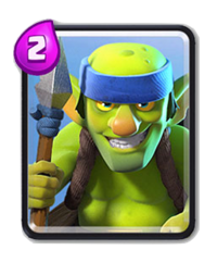 گوبلین نیزه دار(Spear Goblin)