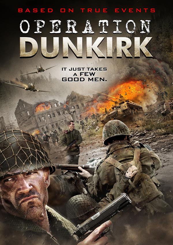 دانلود فیلم Operation Dunkirk 2017