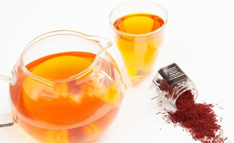 طرز استفاده از زعفران در غذا و طرز تهیه دمنوش زعفران
