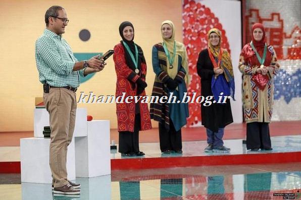 دانلود خندوانه برندگان مسابقه خانواده باحال سوسن پرور | 31 تیر 95 | با لینک مستقیم