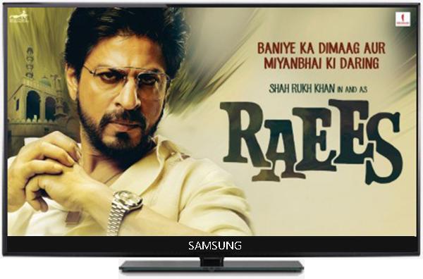 دانلود فیلم Raees 2017 رئیس